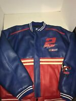 Rusty Wallace Official Racer RARE jacket. Nascar Racing JACKET Chase LARGE #2 L