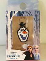 Disney Frozen II Olaf Kofferschloss mit Schlüssel Vorhängeschloss Reise Urlaub