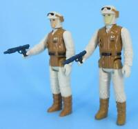 Vintage Star Wars Hoth Rebel Soldier LOT! COMPLETE!! 1980 Empire Strikes Back