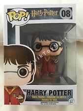 Funko Pop! Vinyl Harry Potter HARRY QUIDDITCH Exclusive #09