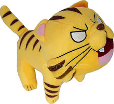 ToraDora! Tenori Tiger 8'' Plush Toy New with Tag Officially Licensed