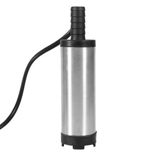 38mm Stainless Steel Electric Water Pumps DC Oil Transfer Pump For Agricultural