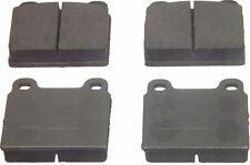 Ceramic Brake Pads -WAGNER BRAKES PD45A- CERAMIC BRAKE PADS