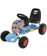 Kids Disney Toy Story Go Kart Pedal Ride On Pedal Powered Car 3Yrs+ NEW