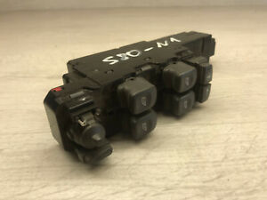 A179 VOLVO S80 1999 RHD Drivers Front Master Power Window Switch 9467626