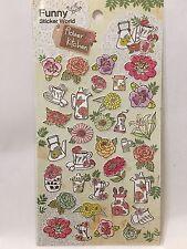 Flores Huerta Pegatina Scrapbooking Cardmaking Floral Hazlo tú mismo Artcraft Teléfono