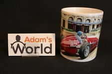 Coffee Mug 1950 Monaco GP Alfa Romeo 158 #34 Juan Manuel Fangio, Toon Nagtegaal