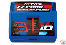 2970T Traxxas EZ-Peak + Plus 4 amp NiMH / LiPo Battery Fast Charger New Boxed UK
