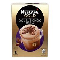 Nescafé Gold Double Choc Mocha Instant Ground Coffee Powder Nescafe 148G