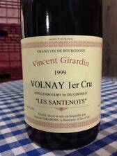 Vincent Girardin Volnay Les Santenots 1999