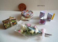 MINIATURE LADIES BIRTHDAY/MOTHER'S DAY/ VALENTINES GIFT PACK - KEEPSAKE