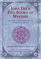 Magic Seal John Dee Sigillum Dei Aemeth Signed Enochian