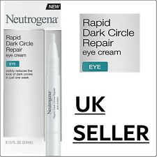 Neutrogena Rapid Wrinkle Dark Circle Repair Eye Cream ONE WEEK TREATMENT Serum