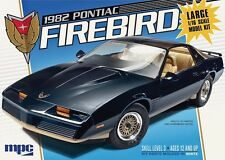 MPC 1/16 1982 Pontiac Firebird Trans Am LARGE SCALE PLASTIC MODEL KIT 858
