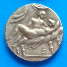 Ancient Rome Tessera Spintriae Erotic Token Roman Sex Coin Position V.