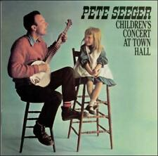 Children's Concert at Town Hall by Pete Seeger (Folk) (CD, Legacy)