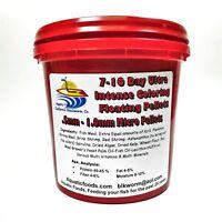 Ultra Intense Color Enhancing .5mm-1mm Floating Pellets-Discus & Cichlids