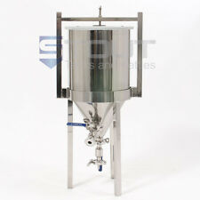 SALE! Stout Tanks 7.3 Gal. Stainless Conical Fermenter for Homebrewers