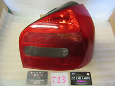 Audi A3 / S3 3/5 Door Hatch DRIVER Side TAIL LIGHT RIGHT REAR LAMP 96-02 NEW