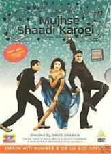 MUJHSE SHAADI KAROGI DVD (2004) Salman Khan - ENGLISH, FRENCH, ARABIC SUBTITLES