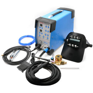 Portable Stainless Steel Cold Welding Machine Metal Moulds Repair Welding 220V