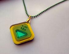 Peridot's Pendant - Steven Universe Necklace