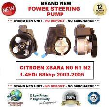 Brand New POWER STEERING PUMP for CITROEN XSARA N0 N1 N2 1.4HDi 68bhp 2003-2005