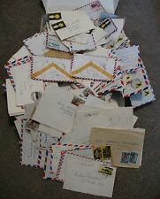 34 - LARGE LOT OF COVERS FROM SAINT KITTS, ANTIGUA, SAINT LUCIA, NEVIS, BRITISH
