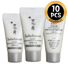 Sulwhasoo Snowise Brightening UV Protector No.1 5ml x 10pcs (50ml) Newist Ver