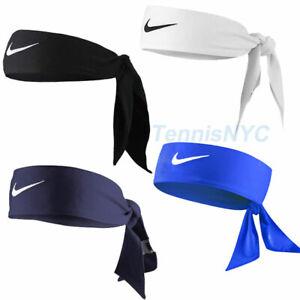 NIKE Dri-Fit Head Tie 2.0 Sports Sweatband Tennis Basketball Headband