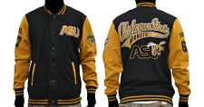 Alabama State University Fleece Jacket- Style 1-Size 4XL-New!