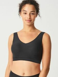 Chantelle NWOT Black Soft Stretch Bralette $58 Size XL/2XL