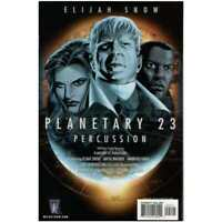 Planetary #23 in Near Mint condition. DC comics [*of]