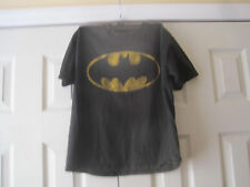 Batman Black T-Shirt~Size S~LBDDO