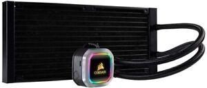 Corsair Hydro Series H100i RGB Platinum Pump/Radiator Only CW-9060039-WW NEW