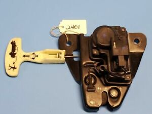 DODGE CHARGER 2006-2018 OEM TRUNK LATCH ACTUATOR DECK LID RELEASE