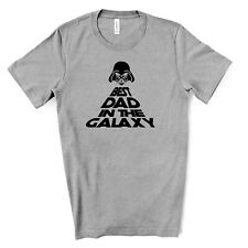 best dad in the galaxy top dad fathers Day t shirt gift for daddy funny  FDV27
