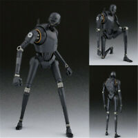 S.H. Figuarts SHF Star Wars Rogue One K-2SO PVC Action Figure China Ver. 6''