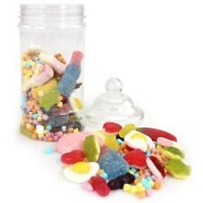 Victorian Sweet Jar - Plastic - 500ml - Sweet Jars  - Candy Bar - Each