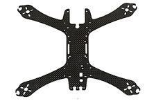 Spedix Black Knight 250 replacement Upper carbon fiber frame plate (SPX-83061)