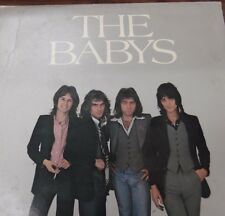 The Babys 33 RPM CHR 1129   091116LLE