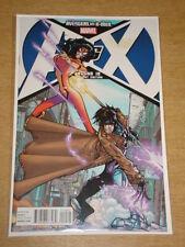 AVENGERS VS X-MEN ROUND 10 VARIANT EDITION MARVEL BLUE AVX