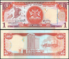 Trinidad & Tobago $1 Dollar, 2006, P-41, UNC