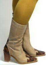 Cowboystiefel Damenstiefel Line Dance Catalan Style Leder Texas Bronx 37
