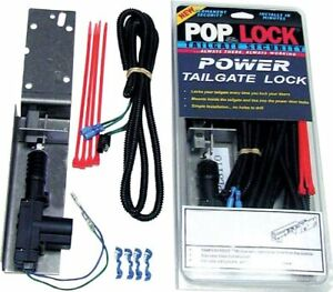 Pop & Lock PL8521 Power Tailgate Lock for 05-12 for Toyota Tacoma