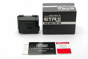 Near Mint Zenza Bronica Filmback 135 N For ETR ETR S Si From Japan