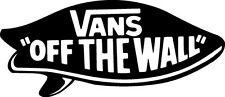 Sticker Skate Vans 002 Surf - 57x25 cm