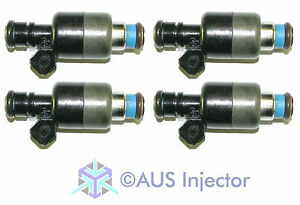 [50121-4] Set of 4 Fuel Injectors fit {1.9L} SATURN SC SW SL SERIES 1996-2001