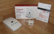 Radio Shack (TAD-795) Digital Telephone Answering System w/ 4-Mailboxes (43-795)