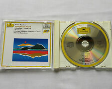 BARENBOIM/BRUCKNER Symphony No. 0-Helgoland-... GERMANY CD DGG 437 250-2(no IFPI